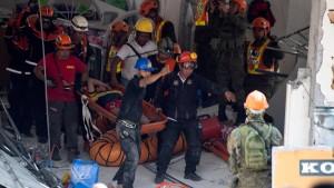 Mehrere Tote nach Erdbeben