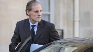 Frankreich ruft Botschafter aus Italien zurück