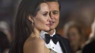 Schillern: Angelina Jolie und ihr (inzwischen von ihr getrennter Ehemann und Schauspielerkollege) Brad Pitt.