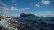 Umstrittener Felsen im Mittelmeer: An Gibraltar könnte der Brexit scheitern.