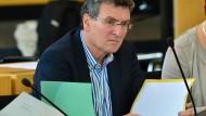 Justizminister Lauinger (Grüne) hat gemeinsam mit seiner Frau zu den Vorwürfen Stellung genommen.
