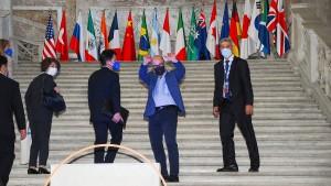 G-20-Staaten uneins beim Klimaschutz