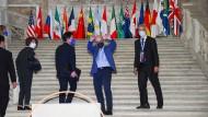 Nach Ministertreffen in Neapel: G-20-Staaten uneins beim Klimaschutz