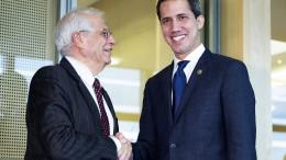 Lässt die EU Venezuelas Opposition fallen?