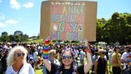 """""""Ehe für Alle"""" in Australien"""