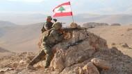 Libanon und Hisbollah starten Angriffe gegen IS