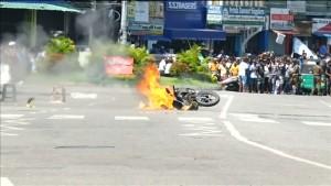 Sri Lanka fürchtet neue Anschläge
