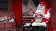 Wo der Weihnachtsmann wohnt