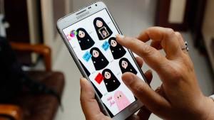 Iran verhüllt Emojis