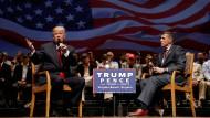 Trump will offenbar Flynn als Sicherheitsberater
