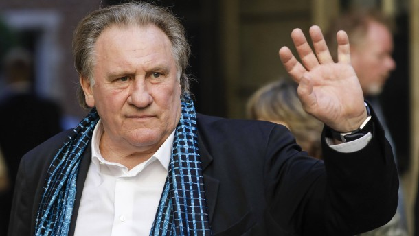 Vorermittlungen gegen Gérard Depardieu eingestellt