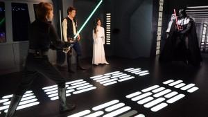 Darth Vader, die Gang & ich