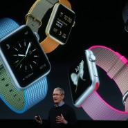 Apple verkauft unter Tim Cook weniger seiner smarten Uhren als erhofft.
