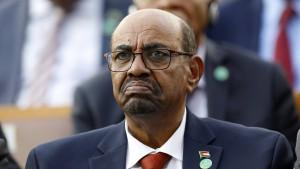 Berichte über Rücktritt des sudanesischen Präsidenten