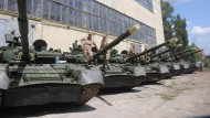 Amerika erwägt Ausbildung ukrainischer Soldaten