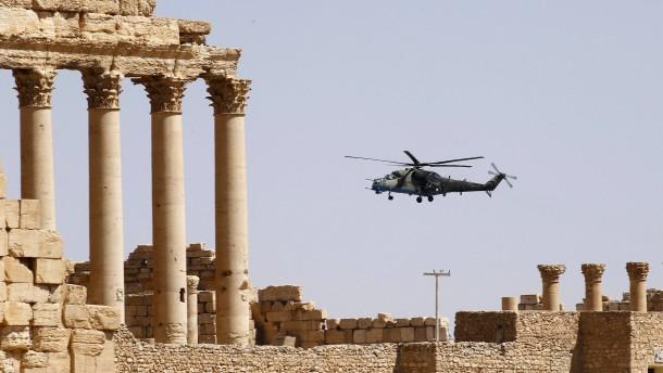 Nichts ist gut in Palmyra