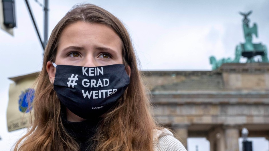 Am Freitag: Die Anhänger von Fridays for Future wollen wieder überall im Land demonstrieren. Luisa Neubauer hatte die Klimastreiks angekündigt.