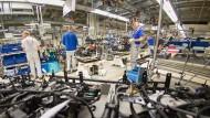 VW konnte 22.000 Autos nicht bauen