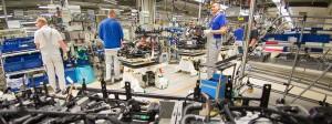 Der Streit mit Zulieferern hat die Produktion bei VW verzögert.