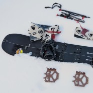 Wie funktioniert ein Splitboard?