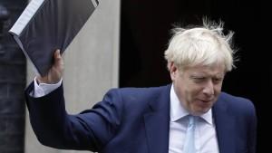 Johnson doch zu Antrag auf Brexit-Verschiebung bereit