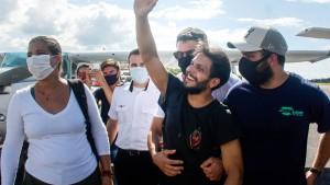 Pilot überlebt nach Absturz 38 Tage im Dschungel