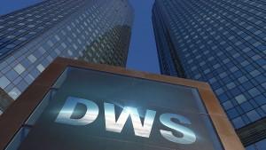 Die Misere der DWS