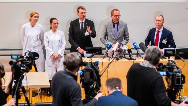 """Infizierte Rückkehrer in """"gutem gesundheitlichen Zustand"""""""