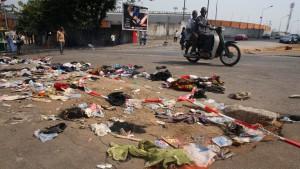60 Menschen sterben bei Massenpanik