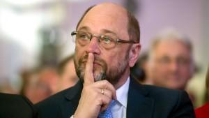 SPD bricht in einer Umfrage ein