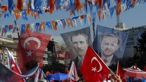 So hat Erdogan die politische Landschaft verändert