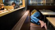 Obdachlos trotz Job
