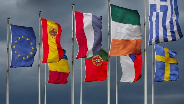 EU-Länder senken Neuverschuldung deutlich