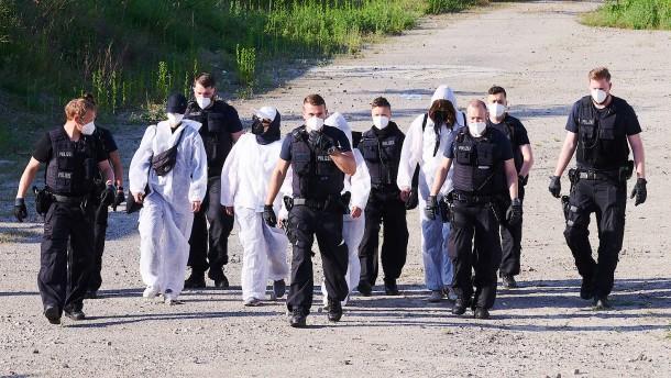 Berliner Polizei nimmt Klimaaktivisten fest