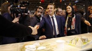 Macron will Gesetz gegen Vetternwirtschaft