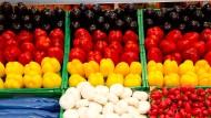 Deutschland liebt den Supermarkt – auch während Weltmeisterschaften, wie hier im Juli 2014.
