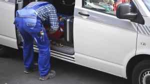 30.000 Handwerker sollen Staatsgelder für Diesel-Umrüstung erhalten