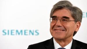 Siemens bekennt sich zu Standort Großbritannien
