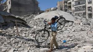 """""""Die meisten Nusra-Kämpfer sind normale Syrer"""""""