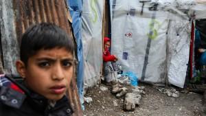 Unionspolitiker: Kinder ausFlüchtlingslagern in Griechenland aufnehmen