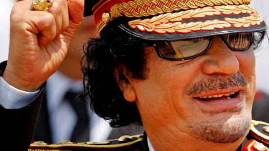 """Gaddafi droht mit """"langem Krieg"""""""
