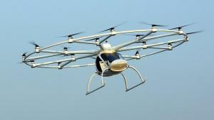 Heben autonome Flugtaxis bald ab?