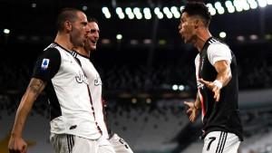 In den Fesseln der Diven um Ronaldo