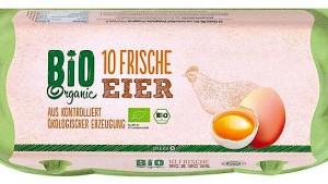 Behörden warnen vor Salmonellen in Bio-Eiern