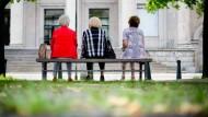 Nahles plant neue Großbaustellen bei der Rente