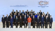 G-20-Gipfel nimmt Arbeit auf