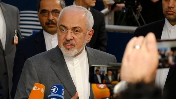 Iran erhöht Druck auf Europäer
