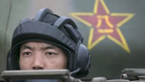 China rüstet gewaltig auf