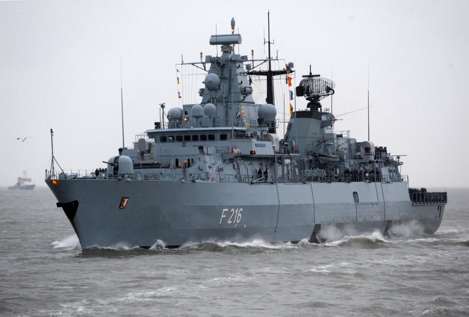 Kampfschiff