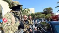 IS bekennt sich zu Anschlag in Tunesien